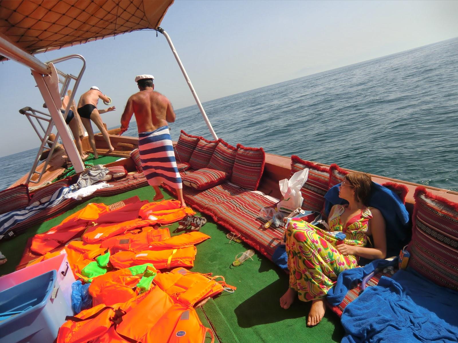 Экскурсия по Оману