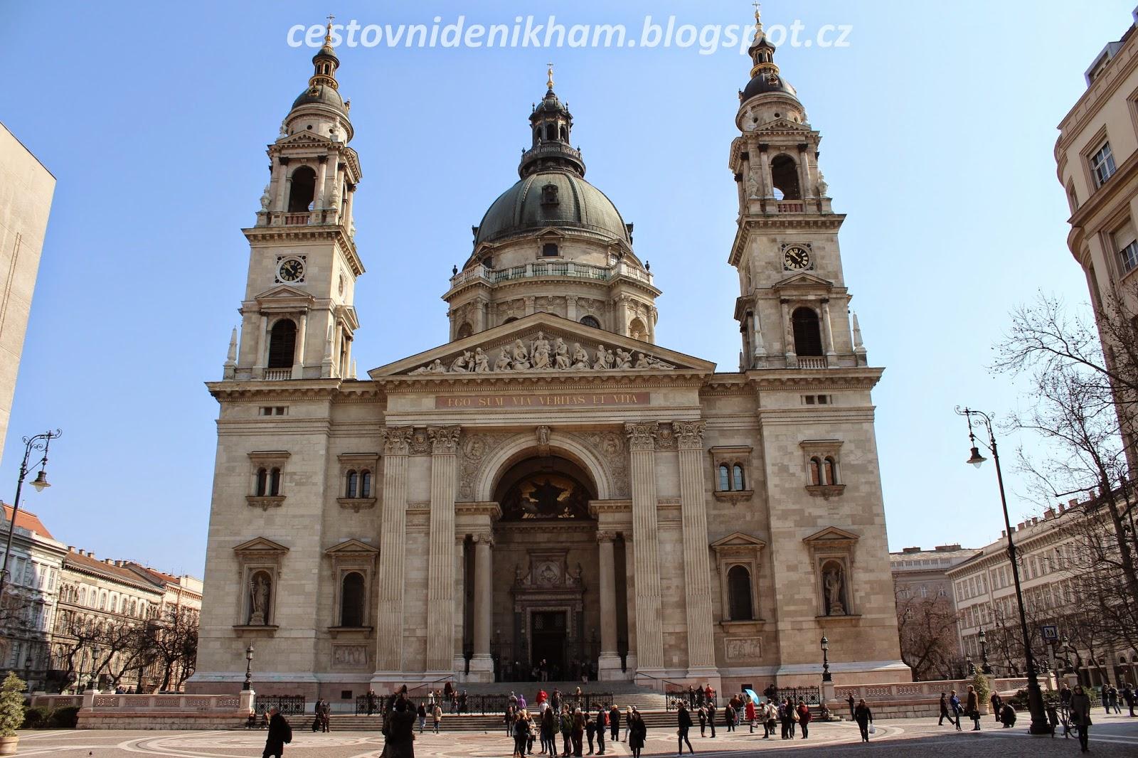 Bazilika sv. Štěpána // St. Stephen's Basilica