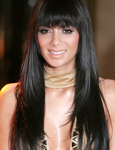 NICOLE SCHERZINGER IS THE WORLD MOST NATURAL BEAUTY