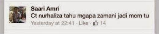 Siti Nurhaliza Enggan Komen Status Saari Amri Mengenai Zamani Slam