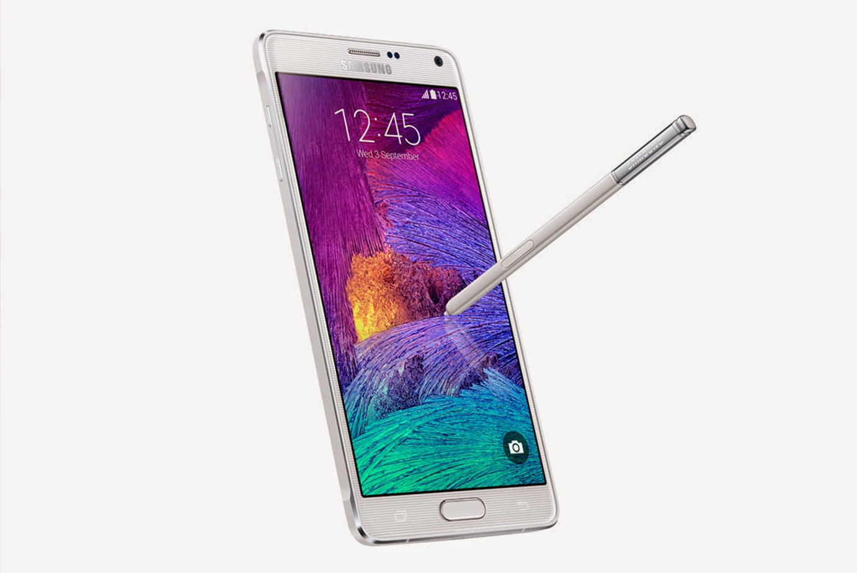 Samsung Galaxy Note 4 Tiba di Indonesia dengan Harga 9 jutaan