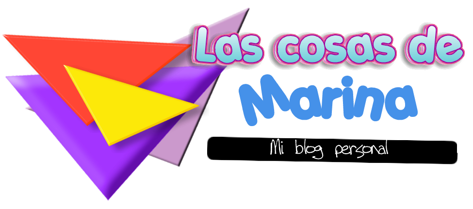 Las cosas de Marina