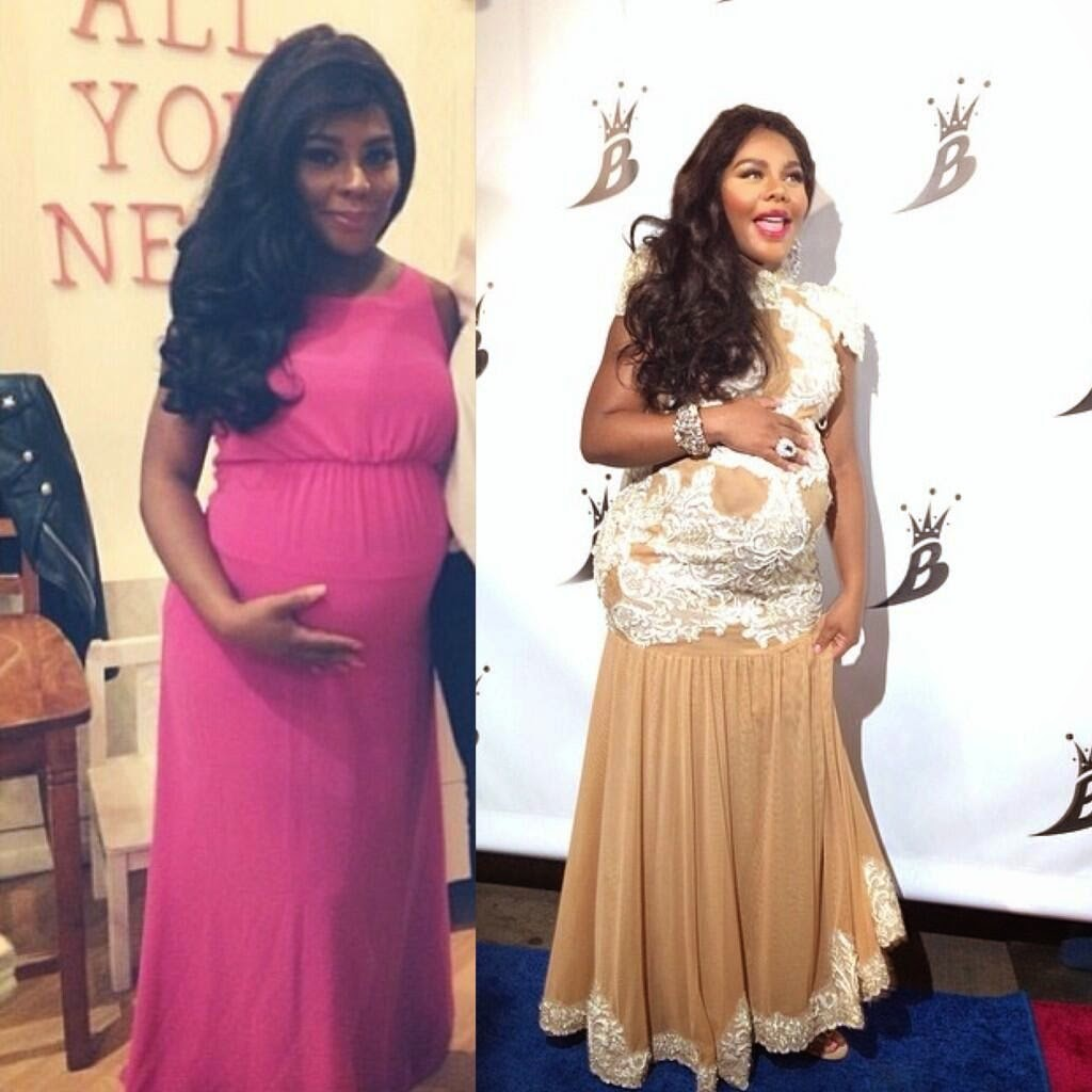 Photos From Rapper Lil Kims Baby Shower Nigerian Celebrity