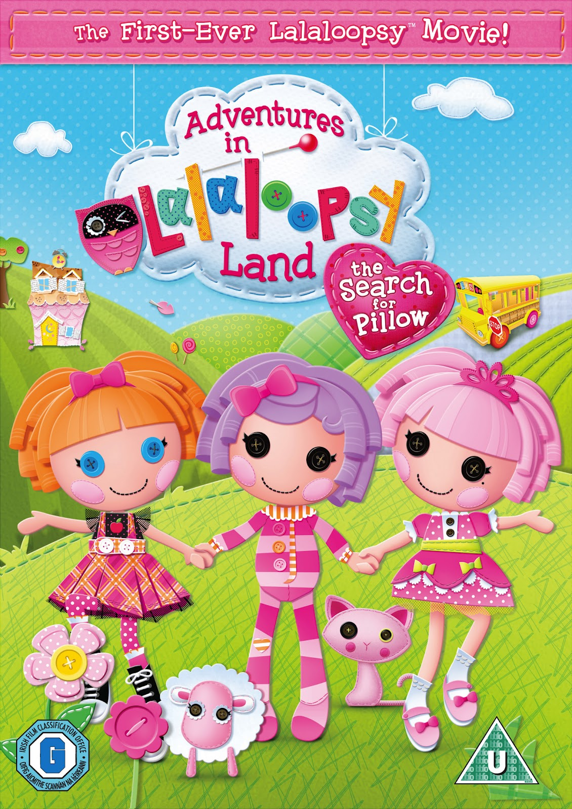 Fonts Used In Lalaloopsy Forum Dafont Com