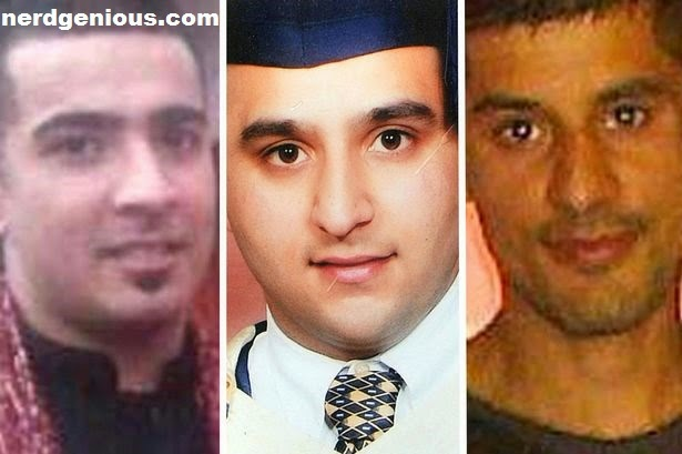 Three young men killed protecting their community during the riots sparked by the police shooting of Tottenham man Mark Duggan
