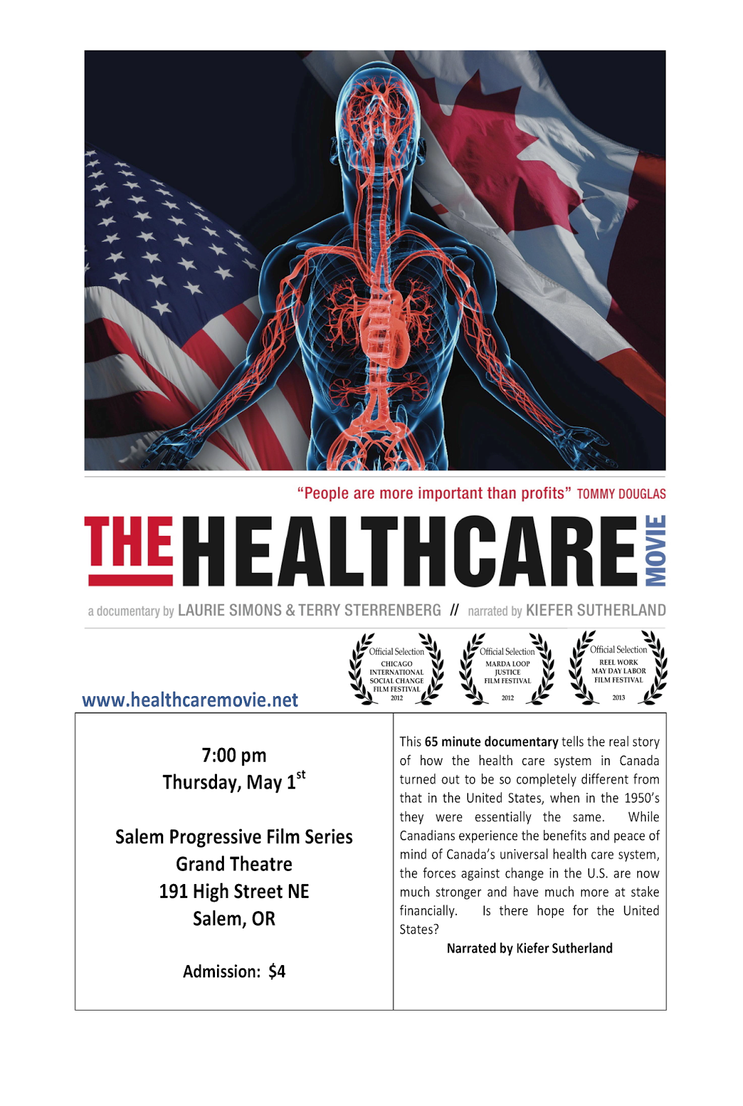 http://thehealthcaremovie.net/home/