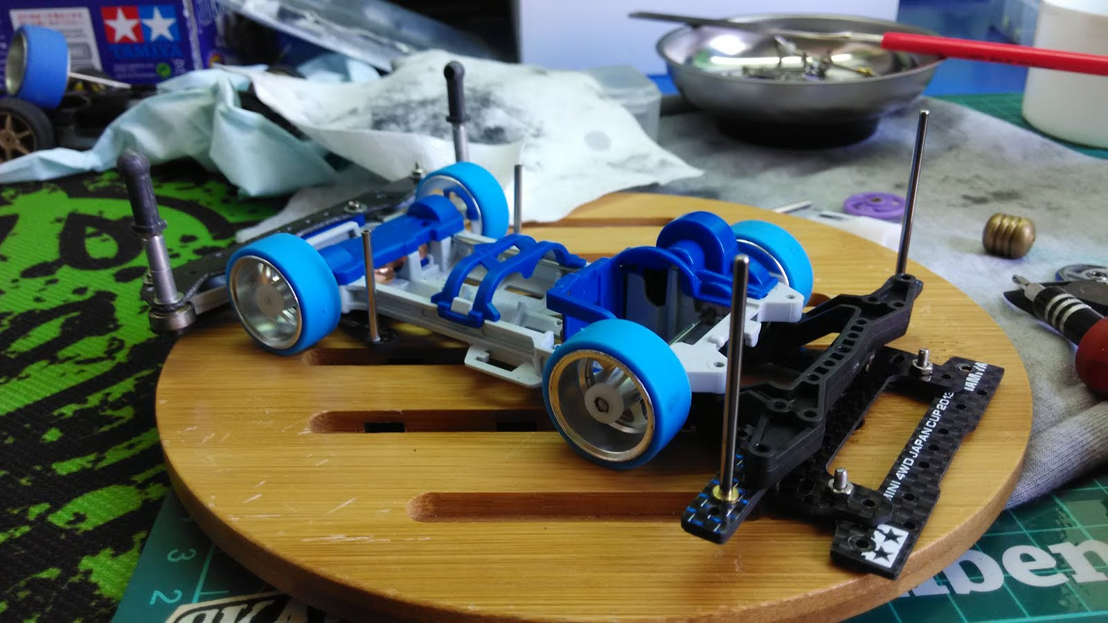 Race Car Chassis Setup