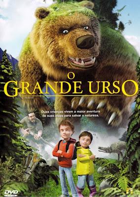 O Grande Urso - DVDRip Dual Áudio