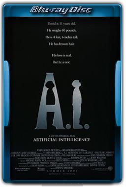A.I. Inteligência Artificial Torrent Dublado