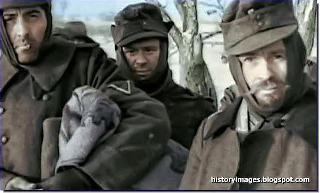 German POW Stalingrad 1943
