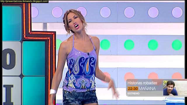 Paloma lopez La Ruleta