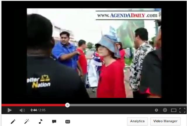 @tunfaisal Wakil DAP Hina Pengundi India [video] #dyana4telukintan #prktelukintan