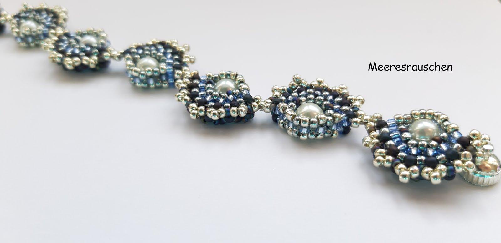 Meeresrauschen - Armband/Ohrringe/Kette