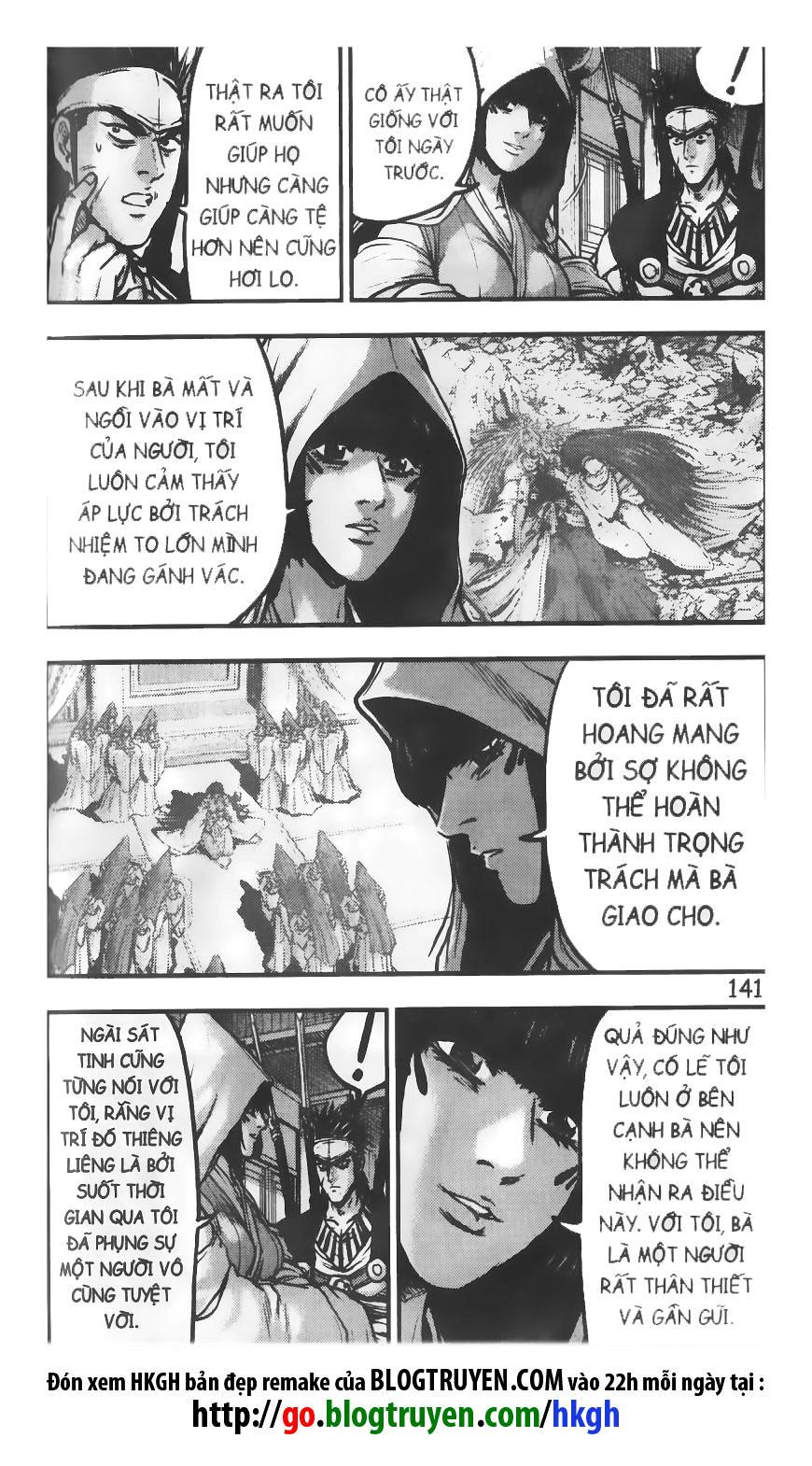 Hiệp Khách Giang Hồ chap 410 Trang 7 - Mangak.info