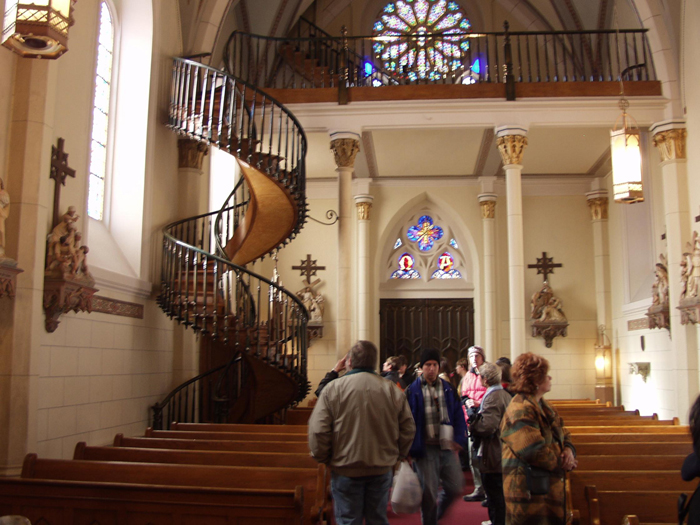Brief History Of The Chapel Of Loretto