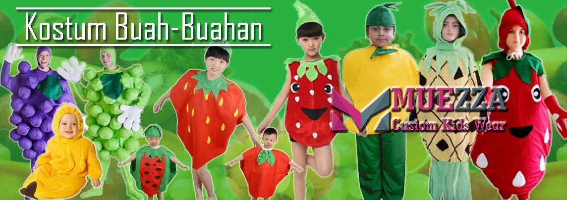 Kostum Buah