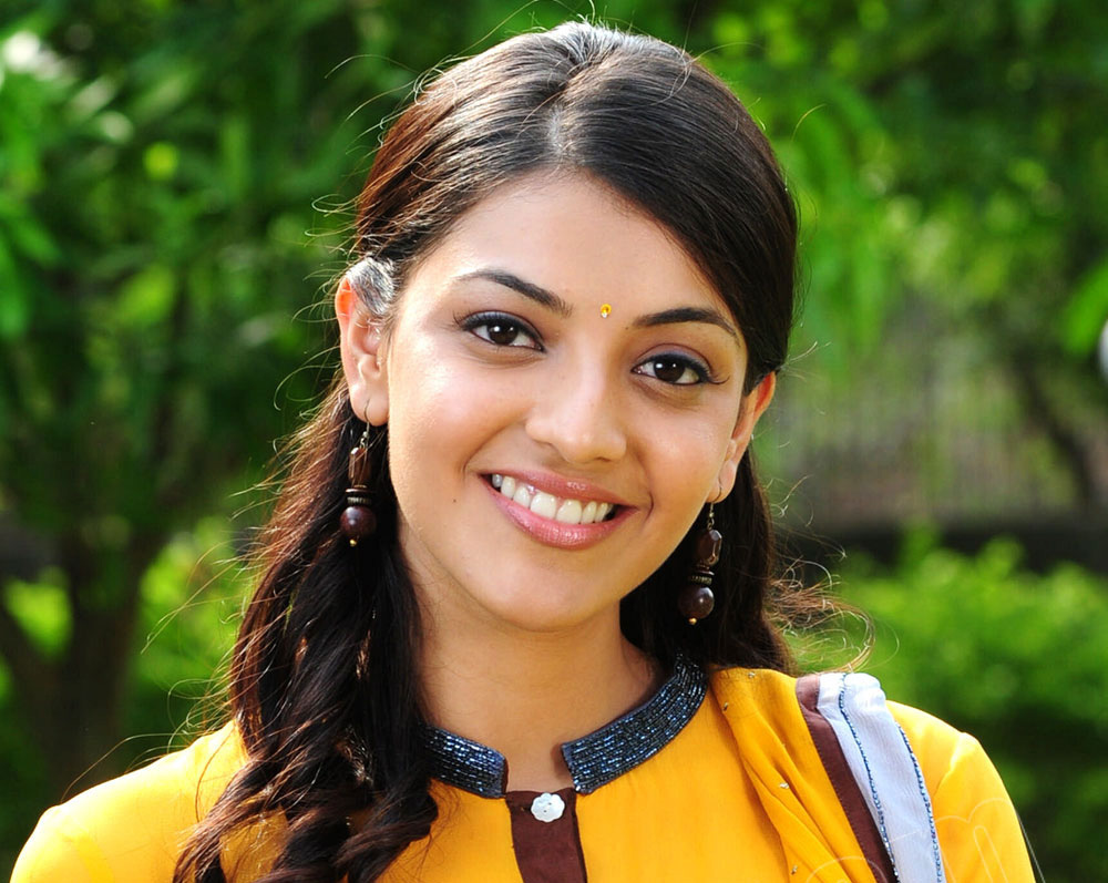 Kajal Agarwal Beautiful: Love You: Kajal Agarwal Beautiful Smile