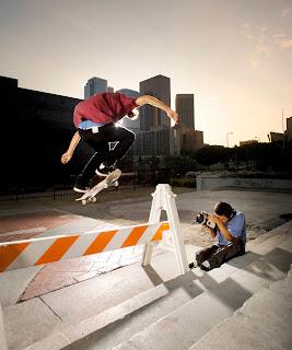 Rollbrett Presents: a Skateboard und a Seital Bier