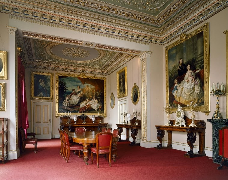 Stourhead interior