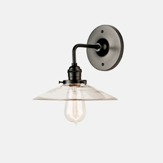 Schoolhouse Electric Wall Sconce : Sabbe Interior Design [the blog]: For Sale: Schoolhouse Electric Sconce