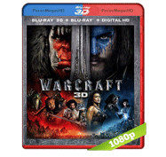 Warcraft: El Origen (2016) 3D SBS BRRip 1080p Audio Dual Latino/Ingles 5.1