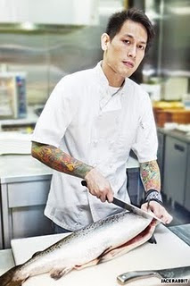 Profil dan Foto Chef Juna, Master Chef Indonesia