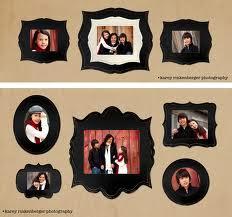 Phoenix collage picture frames