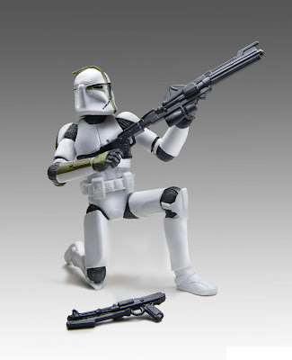 "Hasbro Star Wars The Black Series 3.75"" Clone Trooper figure"