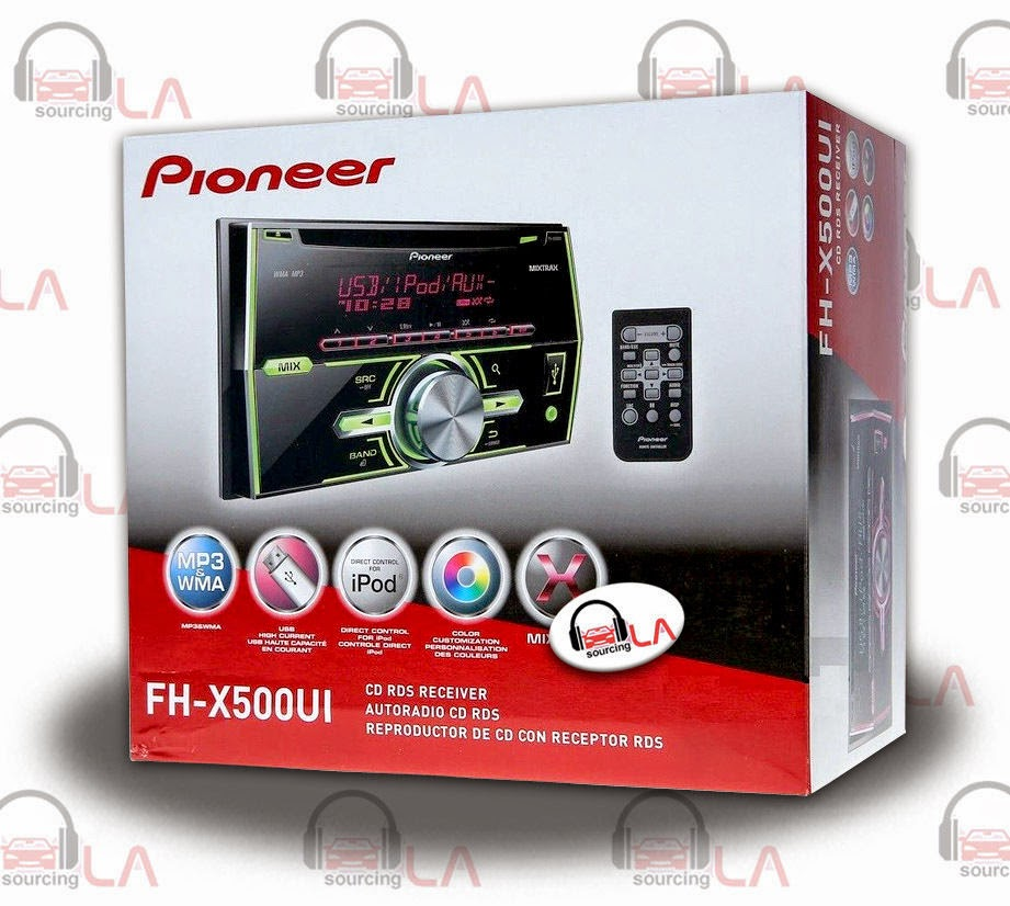http://www.ebay.com/itm/Pioneer-FHX500UI-CD-MP3-iPod-Indash-Car-Audio-Headunit-/131356986202