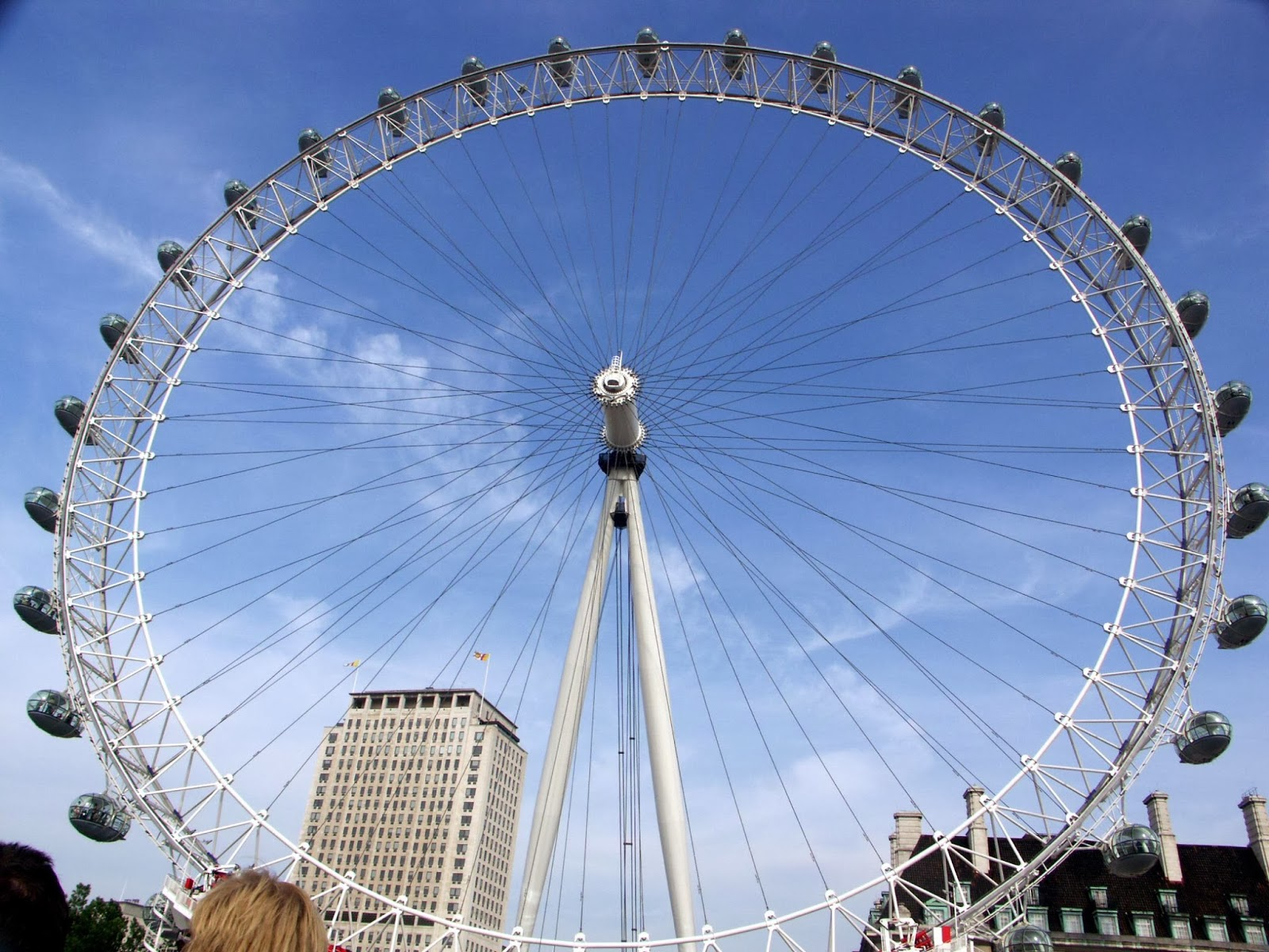 London Eye Tourist Destinations