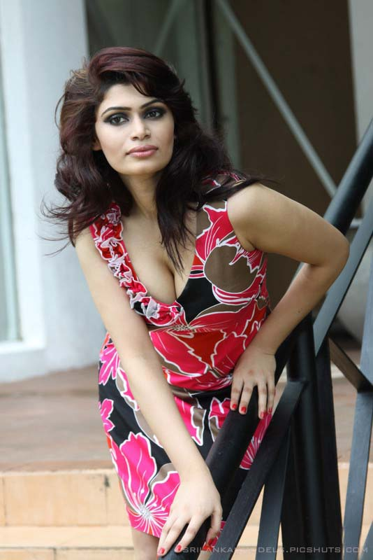 Hirunika Premachandra hot photos