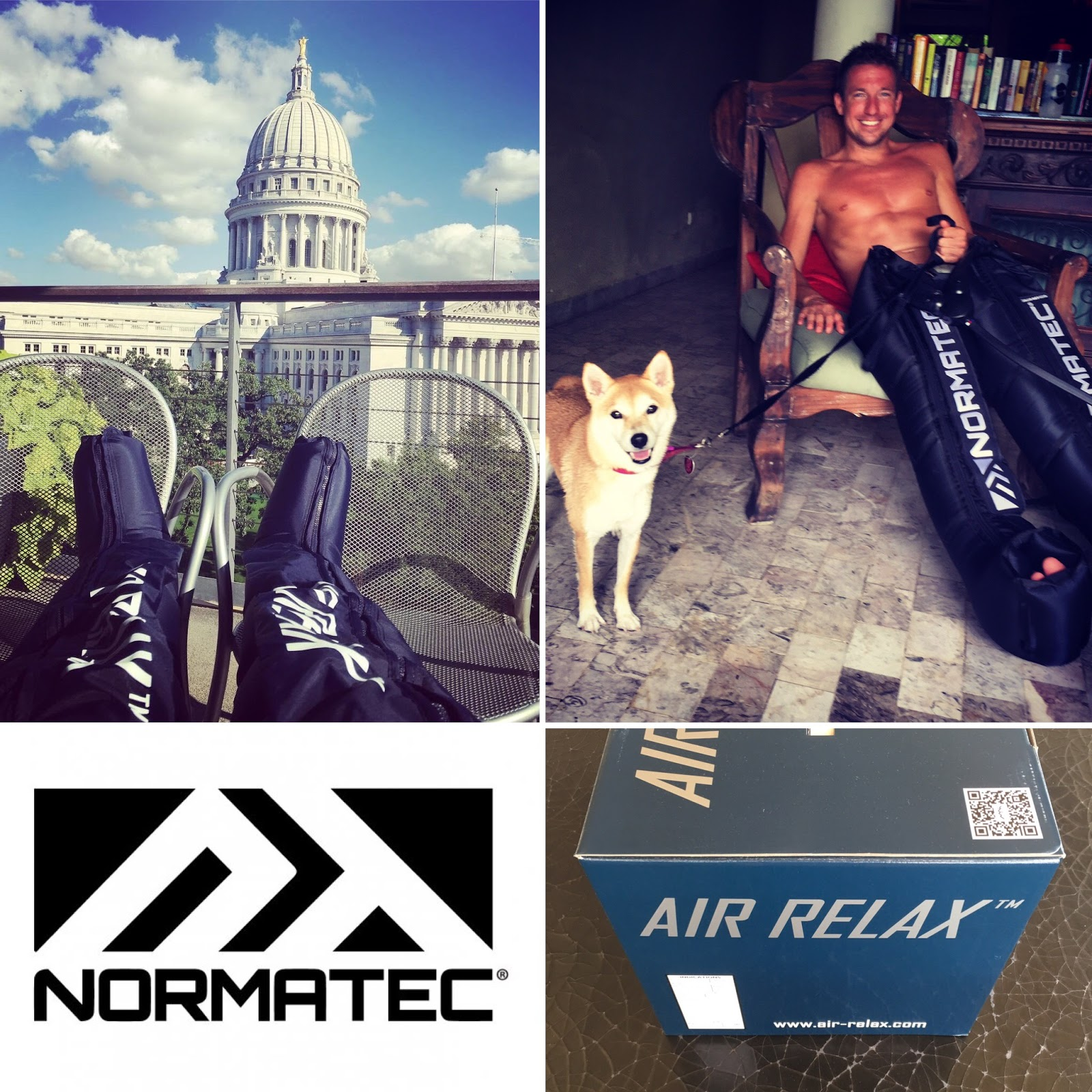 Air Relax vs Normatec Review