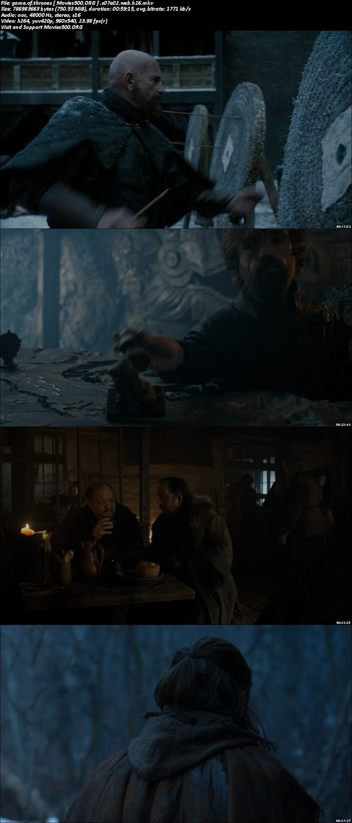 Game of Thrones 2017 Season 07 Episode 02 HD Download at xcharge.net