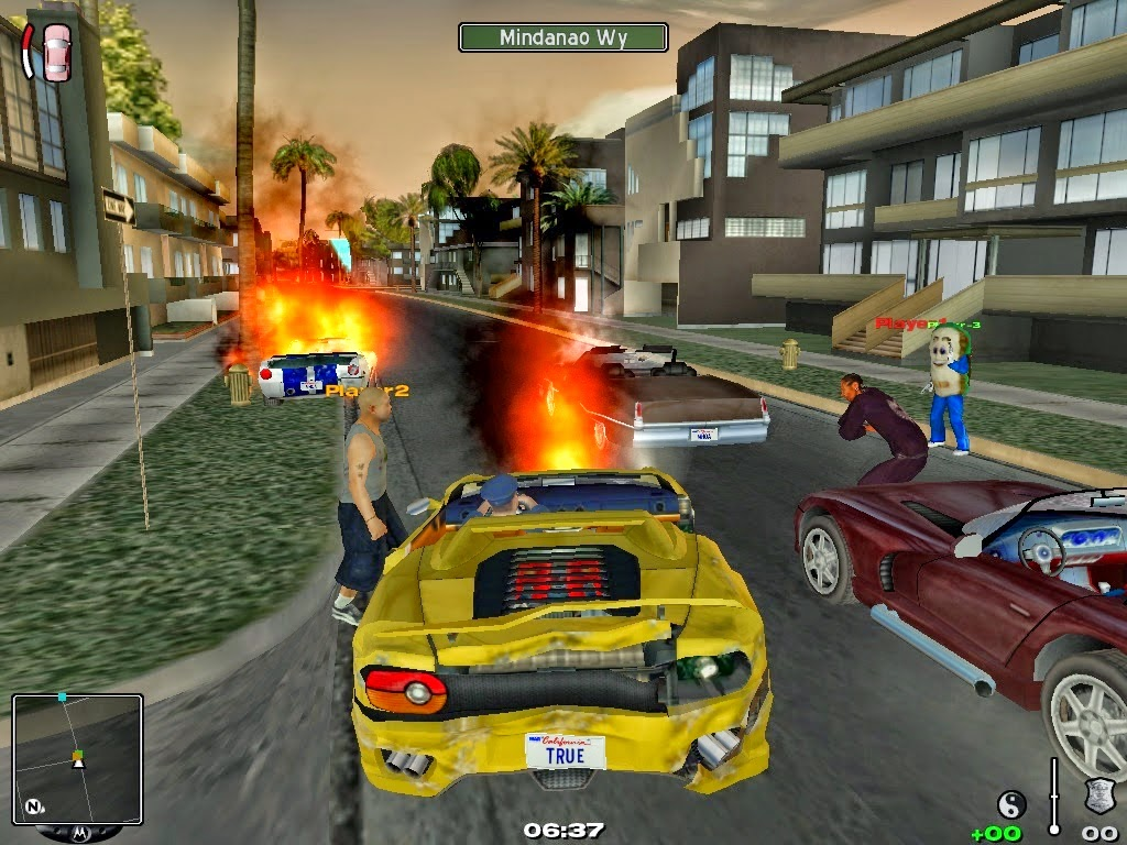 Game True Crime Streets of LA