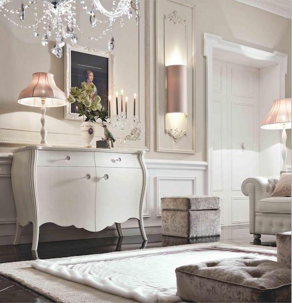 Guest post mobili in stile classico di qualit la gatta sul tetto - Camere da letto veneto ...