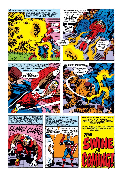 Captain America (1968) Issue #205 #119 - English 18
