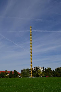 Constantin Brancusi - The Endless Column