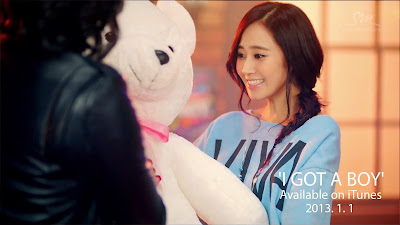 SNSD Yuri I Got A Boy Wallpaper HD