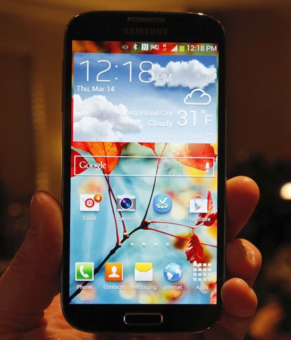 Display Mate ha testato il display del Galaxy S IV e messo a confronto con iPhone 5 e Galaxy S 3