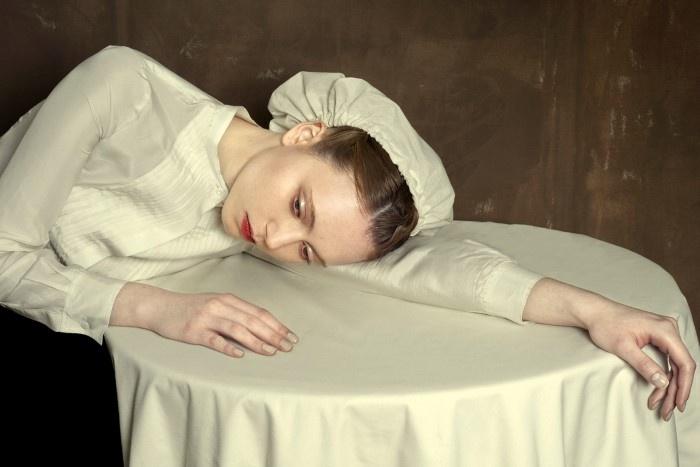 ������� ������� �������. Romina Ressia