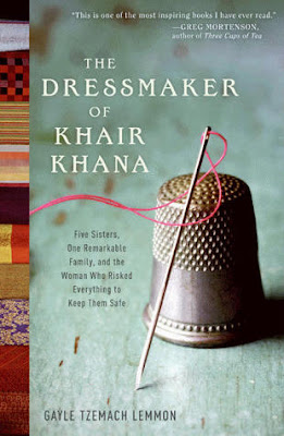 Book Review: The Dressmaker of Khair Khana