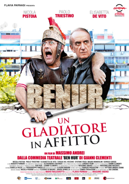 Ben Hur - Un gladiatore in affitto