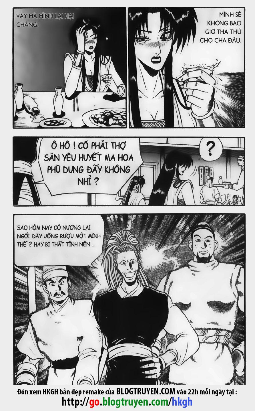 Hiệp Khách Giang Hồ chap 38 page 17 - IZTruyenTranh.com