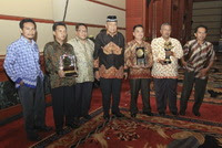 Walikota Tarakan : Adipura Hasil Kerja Seluruh Staf dan Masyarakat