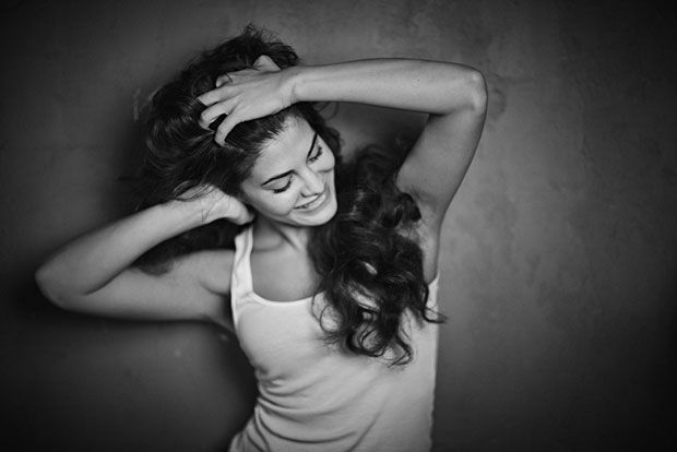 Jacqueline Fernandez Photoshoot in Black and White