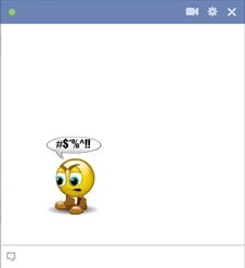 Facebook Smileyface Swearing