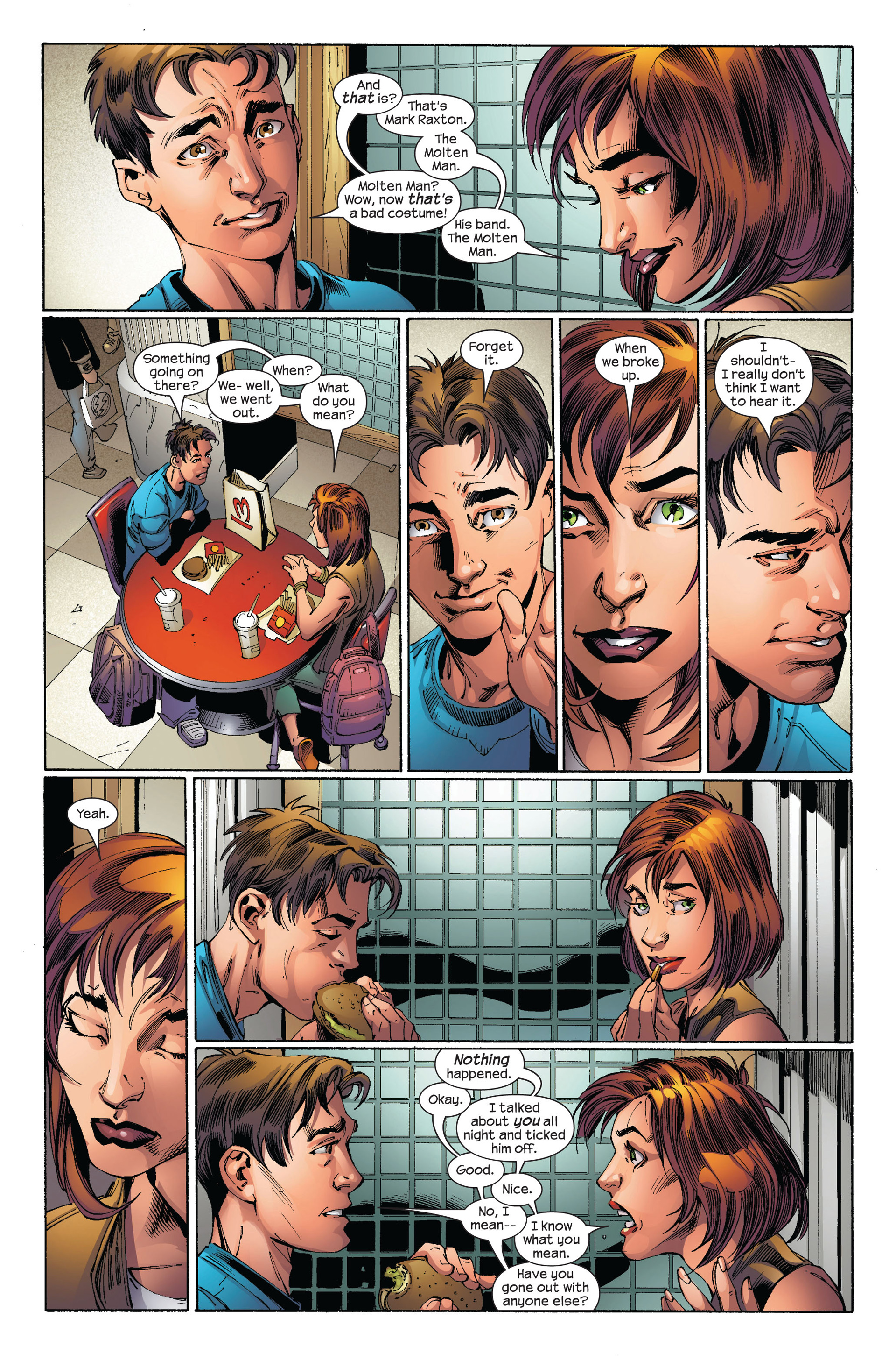 Ultimate Spider-Man (2000) Issue #97 #101 - English 9