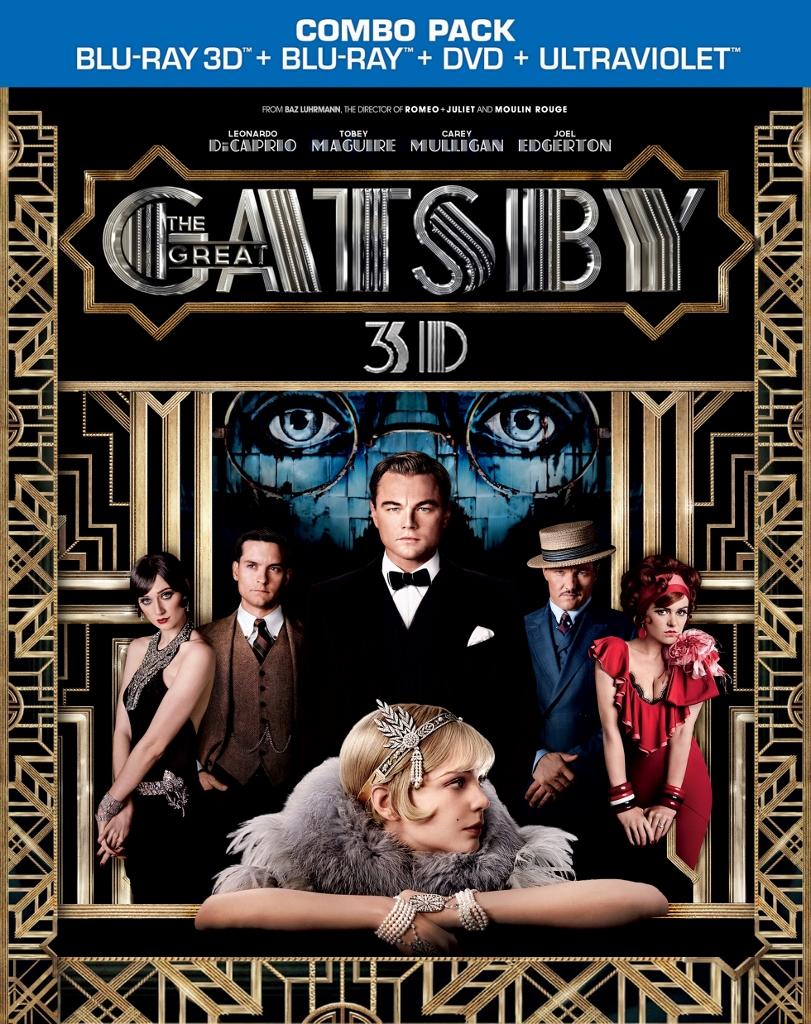 Il grande Gatsby 3D (2013) Full Blu-ray [3D/2D]Disc DTS-HD MA 5 1