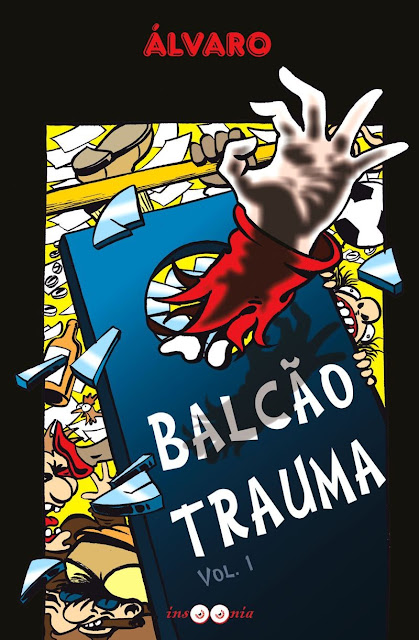 Balcão Trauma - Vol. 1