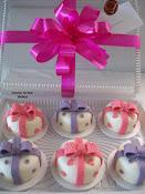 Mini bolo(para presente)